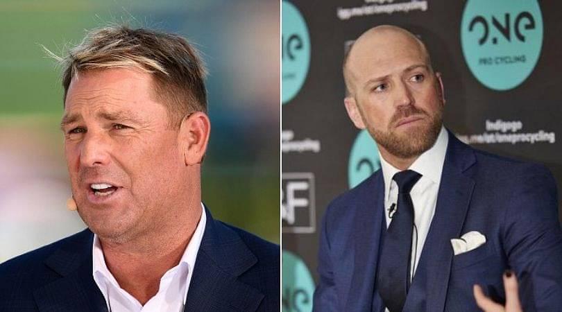 Ashes 2019: Shane Warne and Matt Prior involved in severe Twitter banter