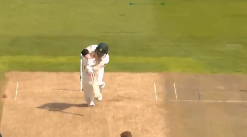 WATCH: David Warner being wrongly given out off Stuart Broad in first 2019 Ashes Test