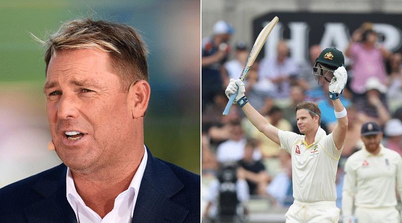 How to dismiss Steve Smith in 2019 Ashes, Shane Warne explains