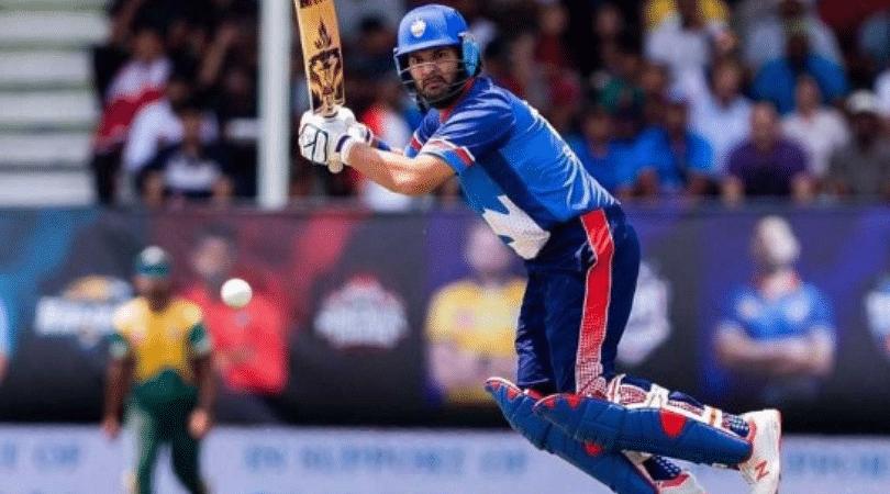 Abu Dhabi T10 League: Yuvraj Singh, Ambati Rayudu and Irfan Pathan likely to be approached