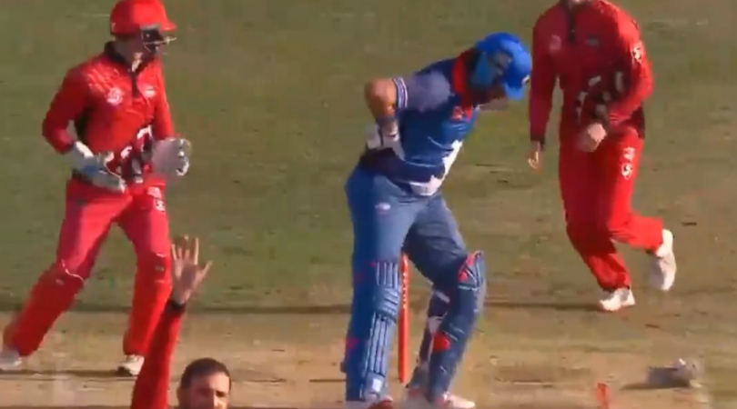 Yuvraj Singh back injury: Watch Toronto Nationals captain gets injured while attempting slog sweep in GT20 2019