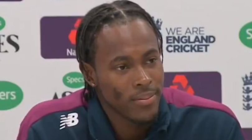 Jofra Archer Injury Update: Watch England pacer opens up on side strain ahead of 2nd 2019 Ashes Test