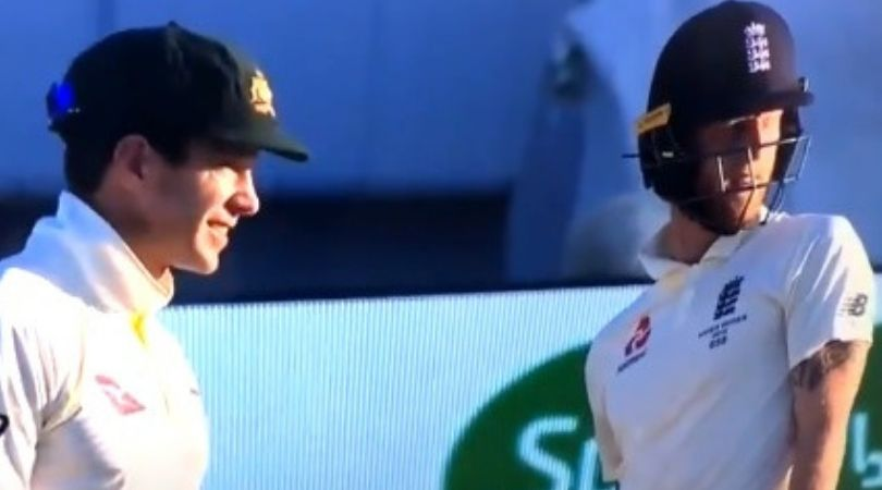 WATCH: Ben Stokes' cunning move to deceive Tim Paine at Headingley