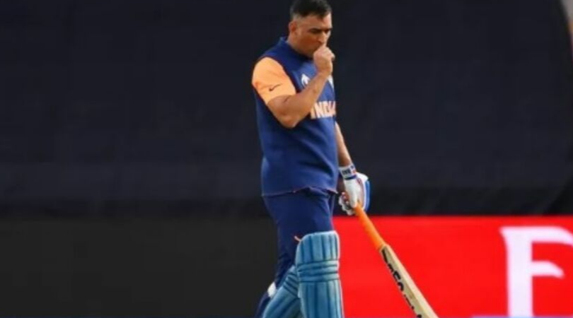 MS Dhoni finger injury: Veteran Indian cricketers suffers hairline fracture on finger