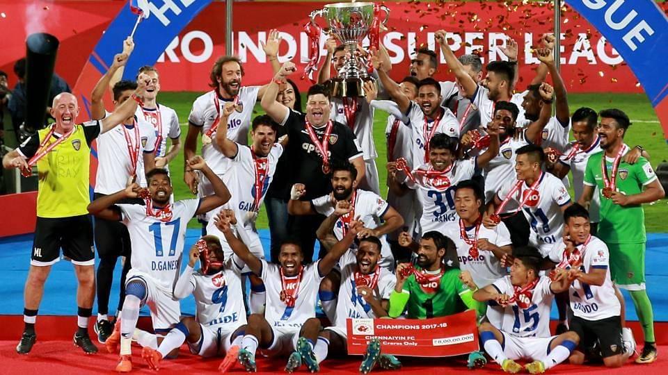 ISL: 5 best players in Chennaiyin FC club's history