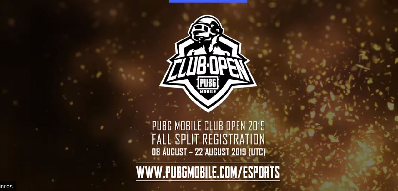 PMCO Fall split registrations and schedule announced for Indian PUBG Mobile gamers
