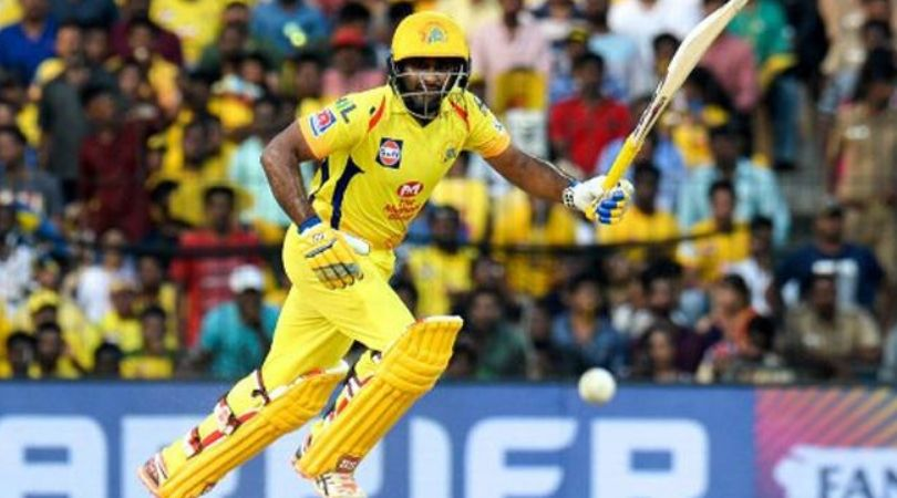 Will Ambati Rayudu play for CSK in IPL 2020?