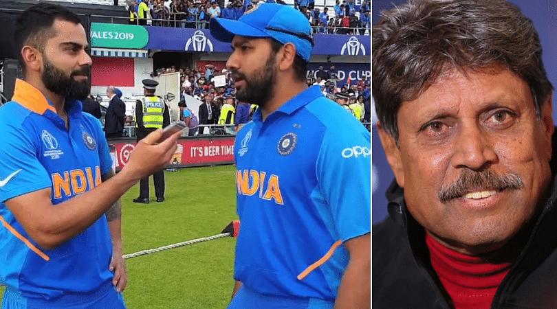 Virat Kohli-Rohit Sharma alleged rift: Kapil Dev passes verdict on recent controversy in Indian cricket