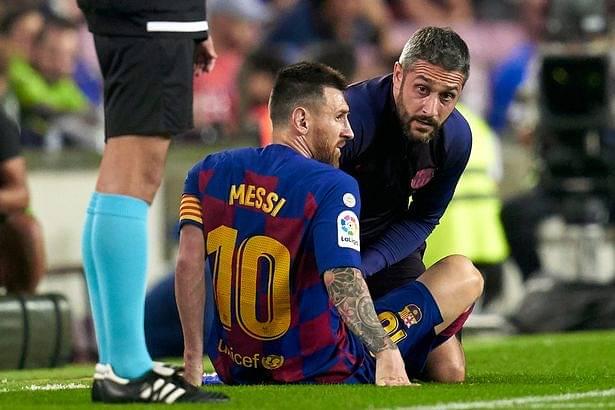 Leo Messi Injury Update: Barcelona provide injury update on Blaugrana Skipper