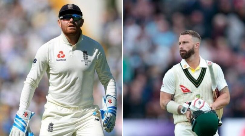 "Jonny Bairstow sledges Matthew Wade: Watch English wicket-keeper calls Australian batsman a ""shit-stirrer"""