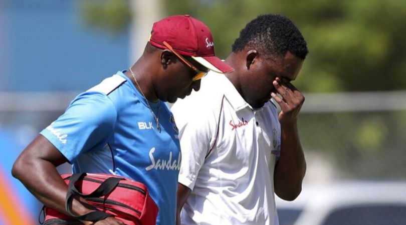 Darren Bravo replacement: Who has replaced West Indian batsman as concussion substitute in Jamaica Test?