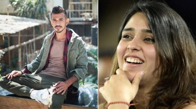 Yuzvendra Chahal involved in hilarious banter with Ritika Sajdeh on Instagram