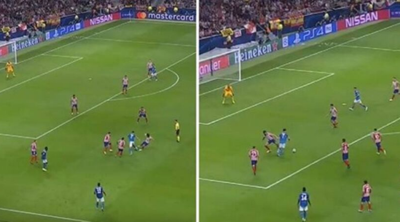 Cristiano Ronaldo destroyed 5 Atletico Madrid players to almost win it for Juventus