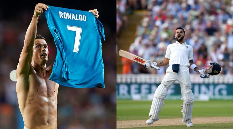 Cristiano Ronaldo vs Virat Kohli Net Worth: How wide is the gap between both these superstars wealth?