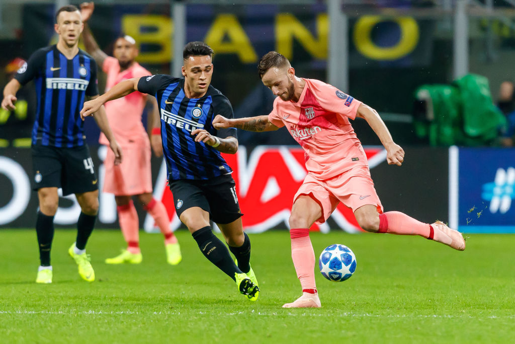 Barcelona Vs Inter Milan Head to Head record and Stats: BAR Vs INT H2H Champions League 2019/20