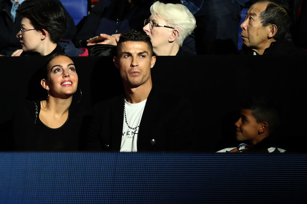 Cristiano Ronaldo says sex with Georgina Rodriguez is better than the greatest goal he scored in his career