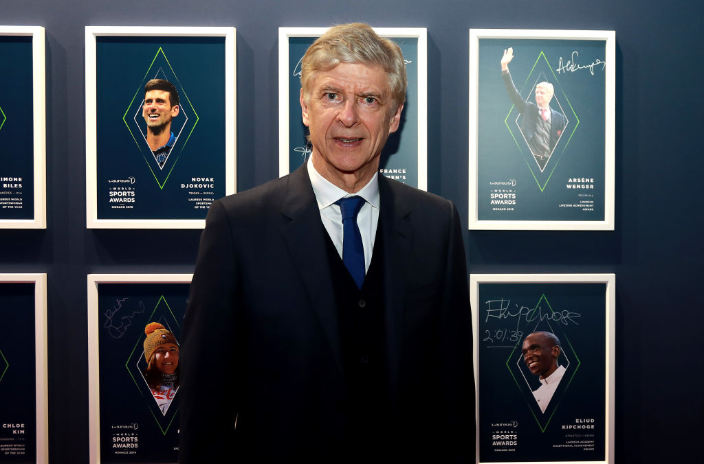 Arsene Wenger set for a return to football