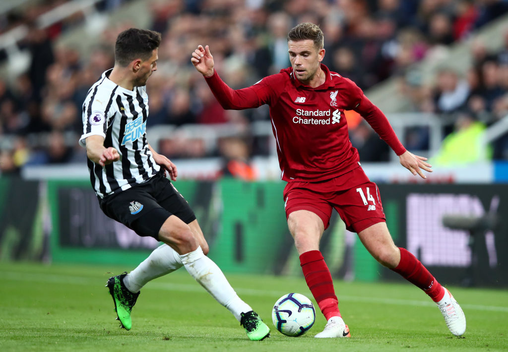 Liverpool Vs Newcastle: Predicted Lineup for match between Liverpool and Newcastle   Premier League