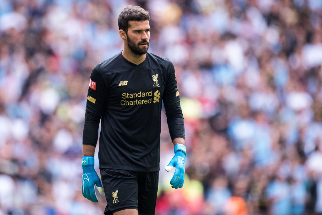 Alisson Becker: Liverpool provide injury update on their shot-stopper ahead of Newcastle game