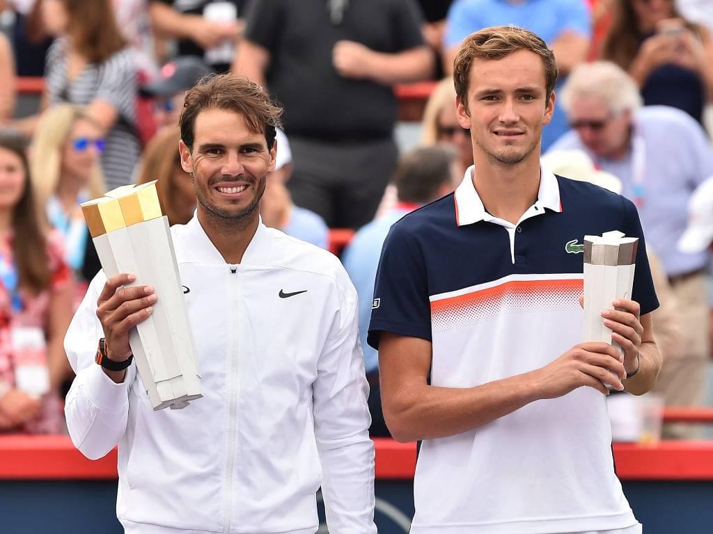 Nadal vs Medvedev h2h: Complete Nadal vs Medvedev head to head statistics