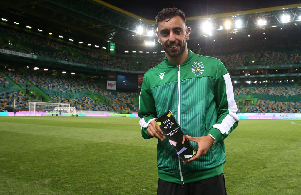 Bruno Fernandes to Real Madrid: Sporting midfielder set to join Los Blancos   Transfer Deadline Day 2019