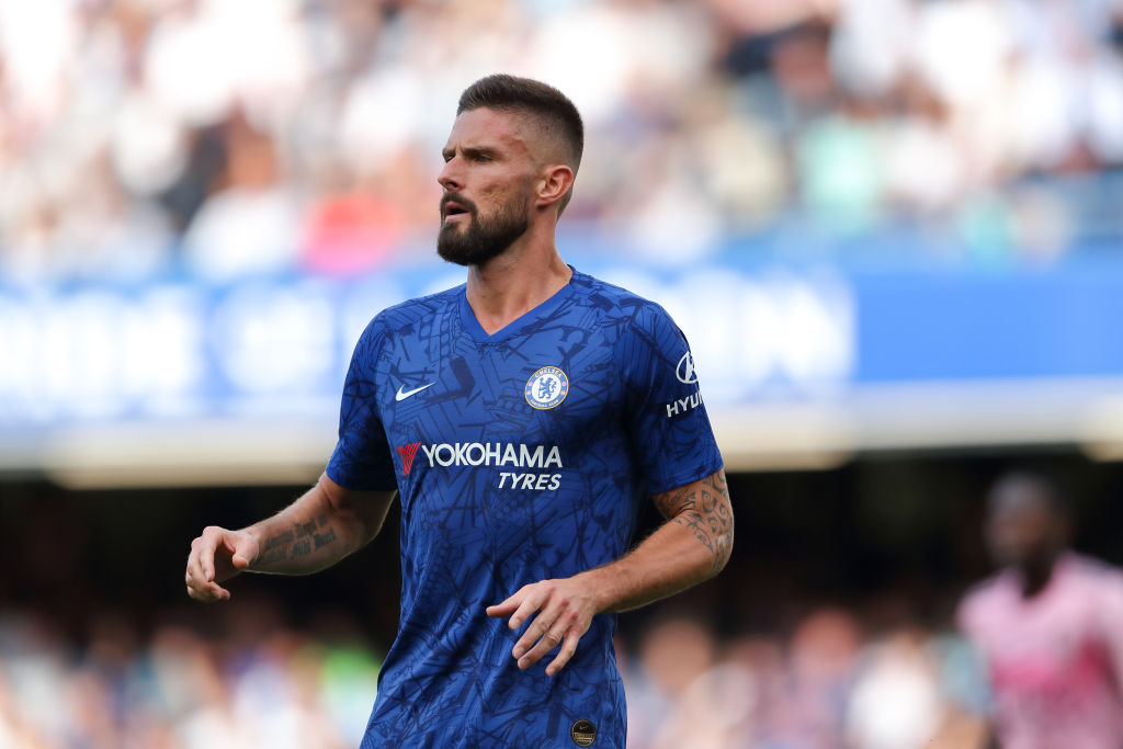 January Transfer Window: Atletico Madrid Identify Chelsea's Olivier Giroud As Diego Costa Replacement
