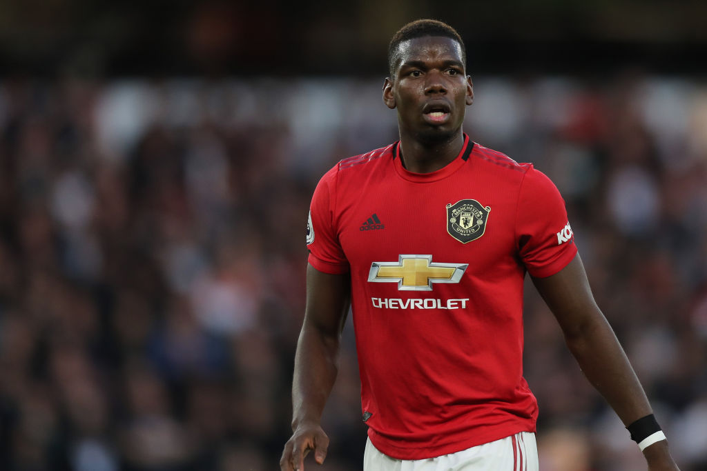 Paul Pogba ended staying at Manchester United after sportswear company intervenes in his transfer to Real Madrid