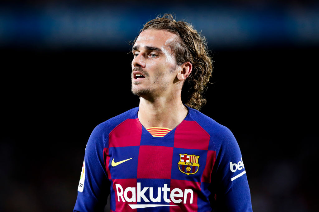 Barcelona to appeal against €300 fine for alleged tap-up of Antonie Griezmann