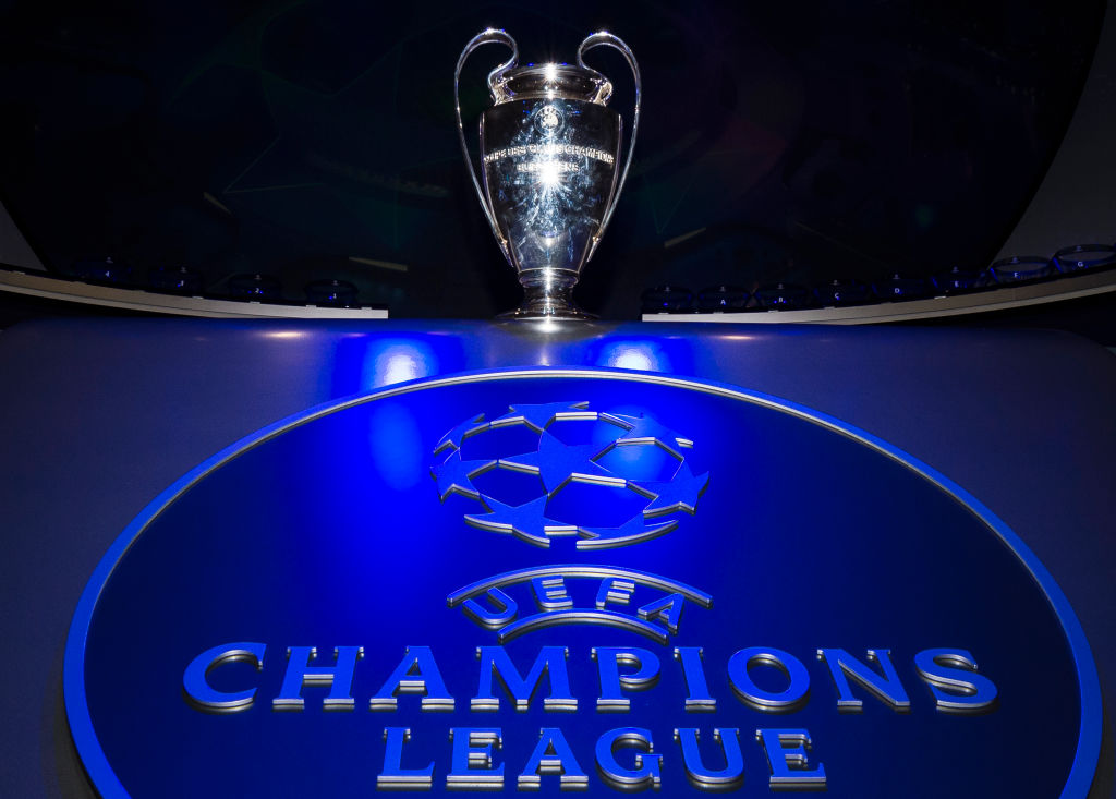UEFA Champions League Standings: CL schedule and group stage points tally