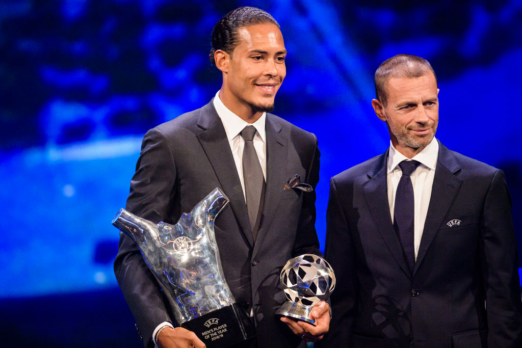 The Best FIFA Football Player Award 2019: 3 reasons why Virgil Van Dijk could defeat Messi and Ronaldo to the award