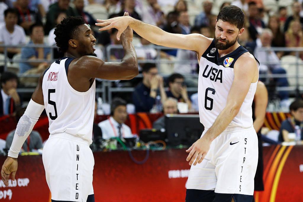 USA vs GRE Dream11 Team Prediction : USA Vs Greece Basketball World Cup 2019 Best Dream 11 Team
