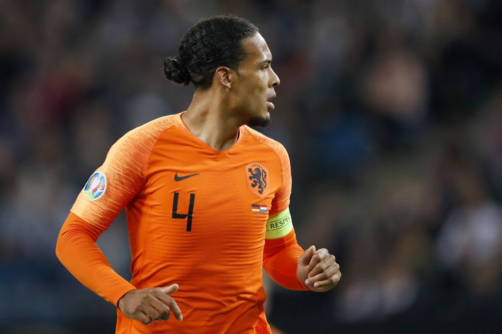 Virgil Van Dijk: Liverpool star addresses Ballon D'or talks and sends out warning to Premier League teams