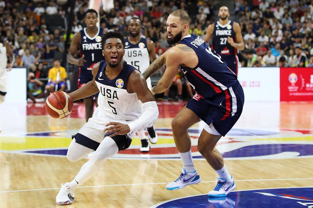 USA vs SER Dream11 Team Prediction : Serbia Vs USA Basketball World Cup 2019 Best Dream 11 Team