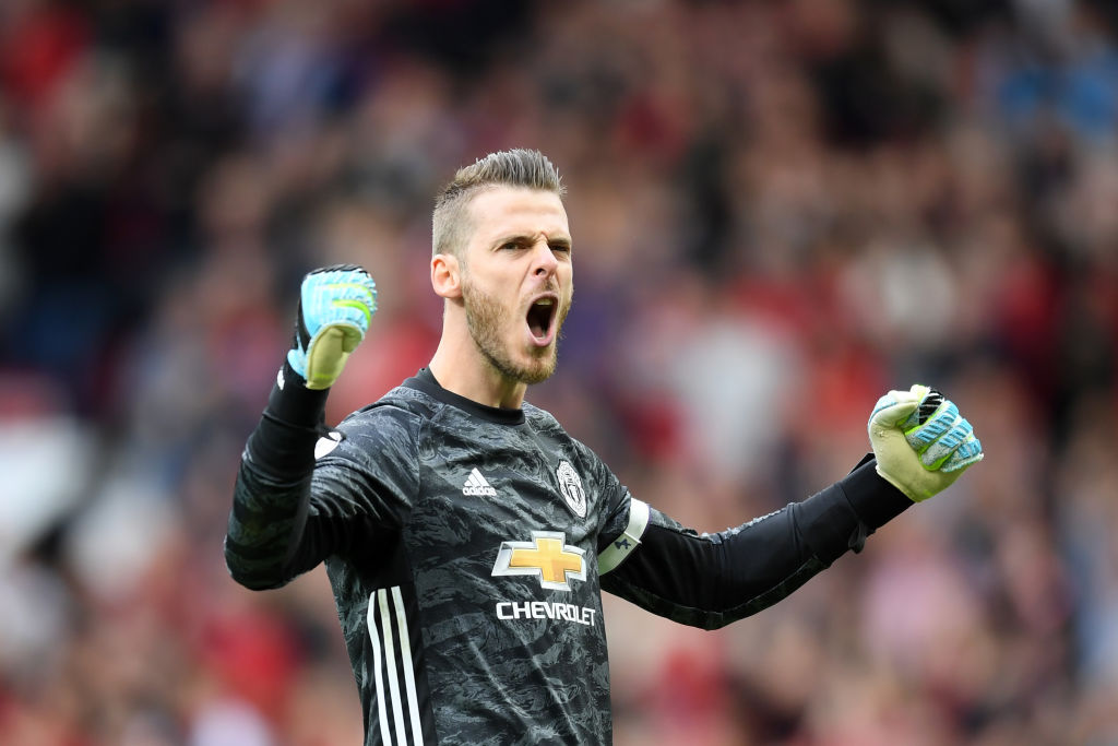 David De Gea set to reject bumper deal from Manchester United to leave for free next summer