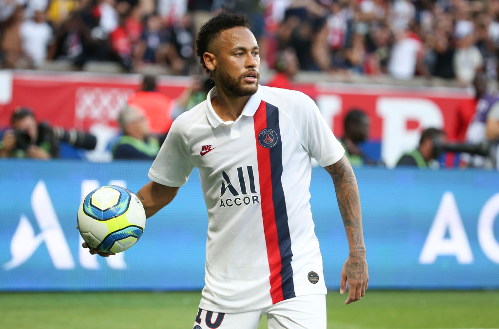 Neymar hits back at PSG fans after being booed on his return against Strasbourg
