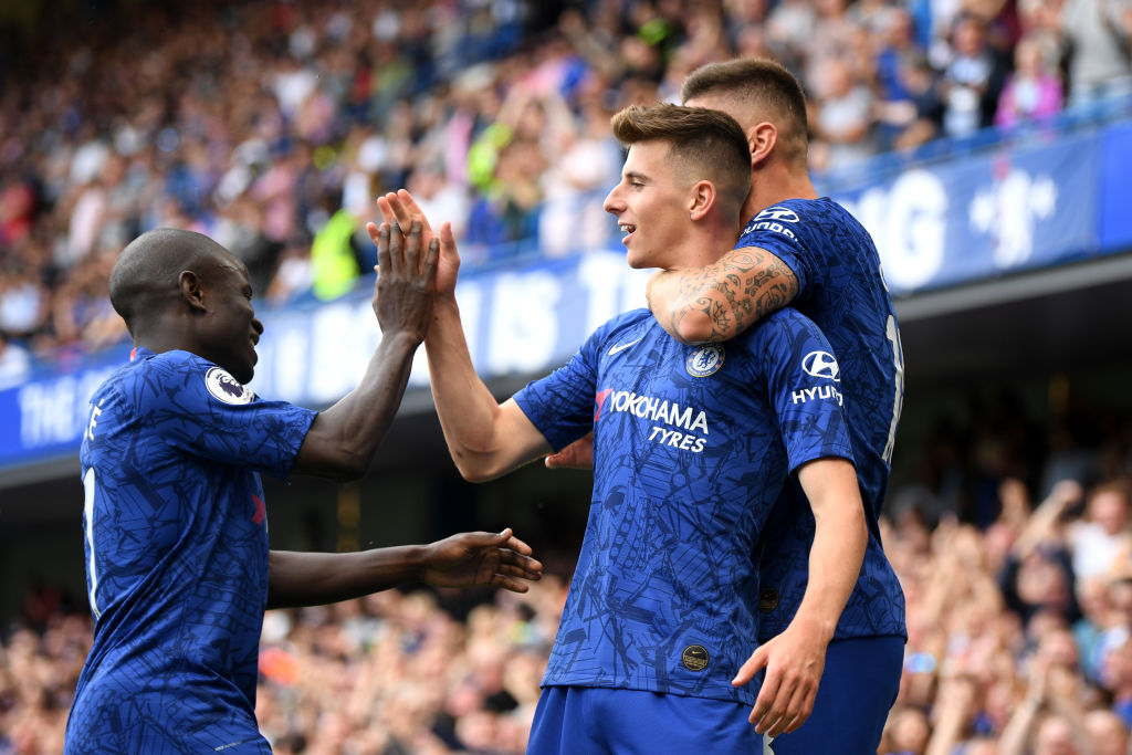 Chelsea News: Frank Lampard releases statement on whether Mason Mount and N'Golo Kante will play vs Liverpool