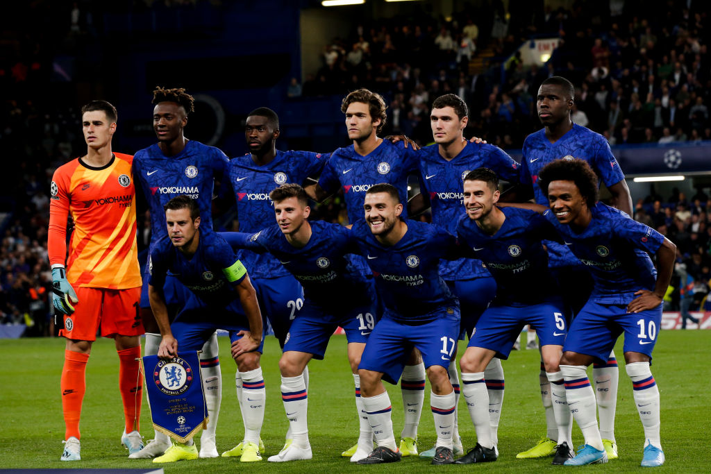 Chelsea Lineup vs Lille : Chelsea predicted lineup for Champions League Group Stages | Champions League 2019/20