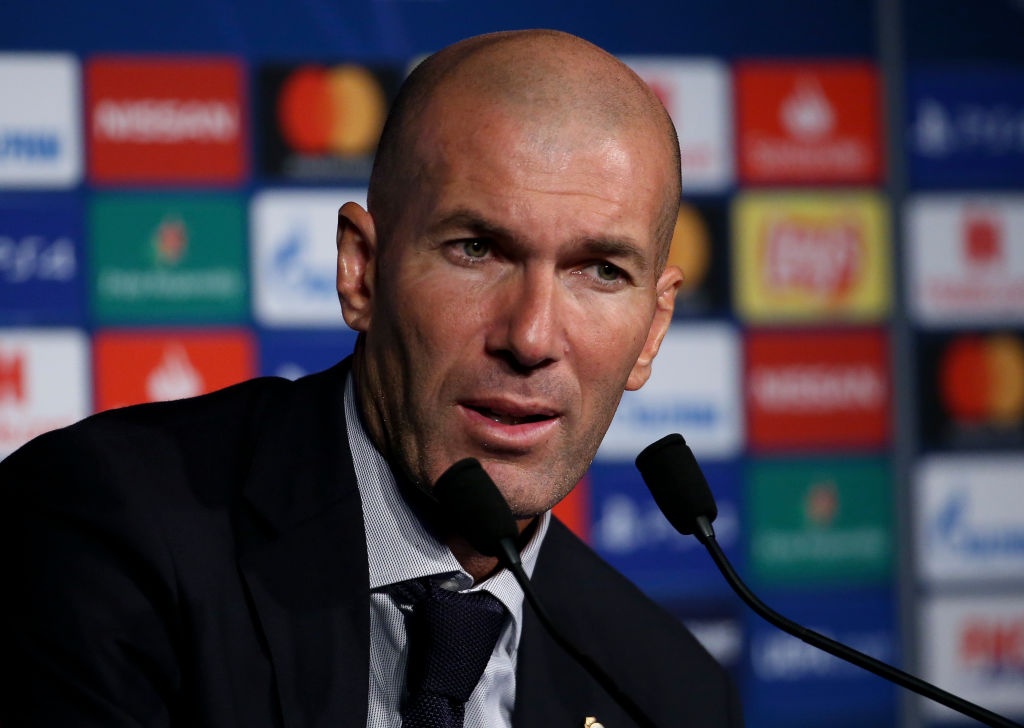 Real Madrid News: Zinedine Zidane refutes rumours of his resignation and says the Mourinho links do not bother him