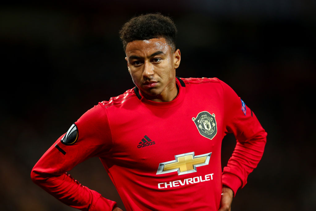 Manchester United fans furious over Jesse Lingard being offered new contract