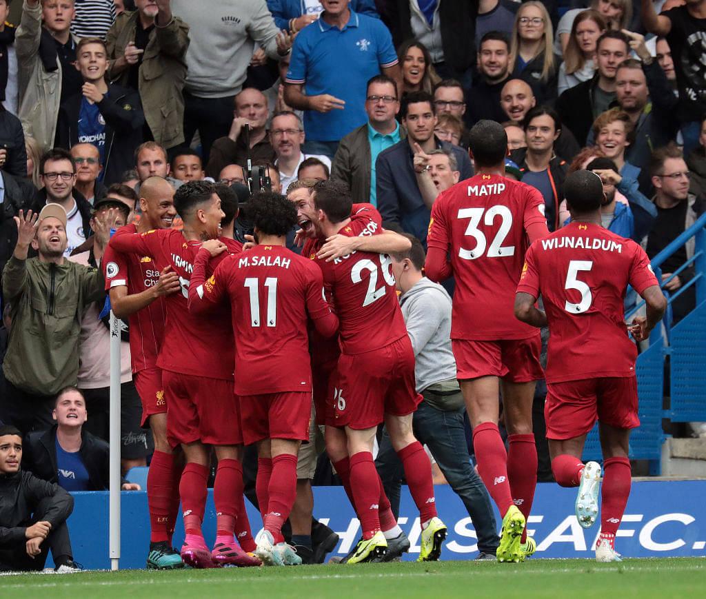 Chelsea 1-2 Liverpool: 3 Talking Points as Jurgen Klopp edges Frank Lampard in a pulsating content   Premier League 2019/20