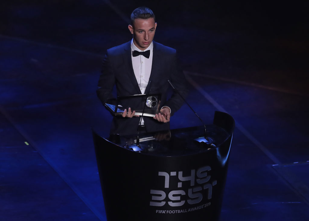FIFA Puskas Award 2019: Watch Daniel Zsori overhead goal that beat Lionel Messi to win best goal of the year
