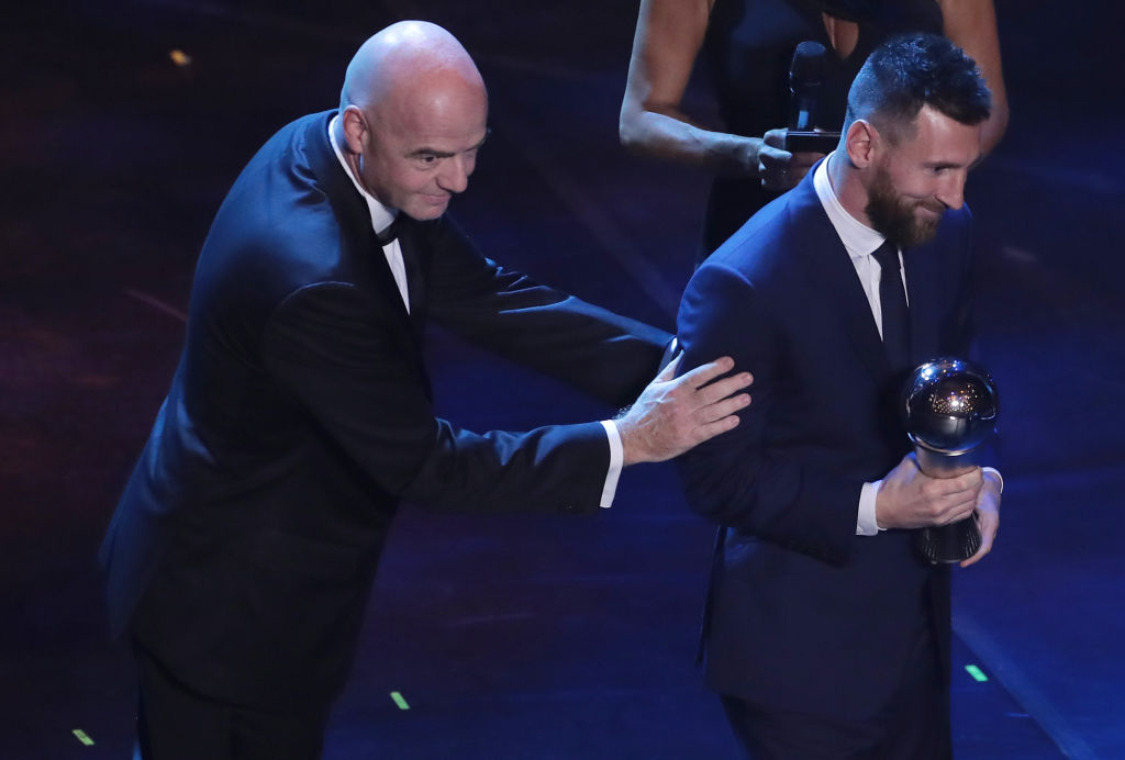 Who did Lionel Messi, Virgil Van Dijk and Cristiano Ronaldo vote for the FIFA Best Men's Player of the Year?
