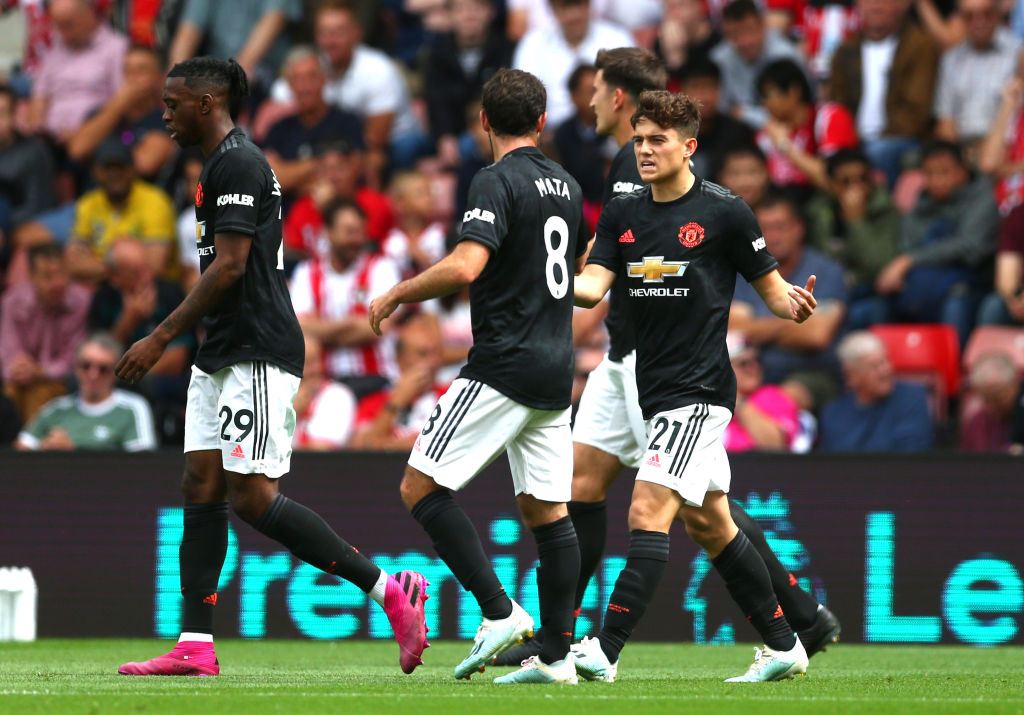 Who is Man United's fastest player?