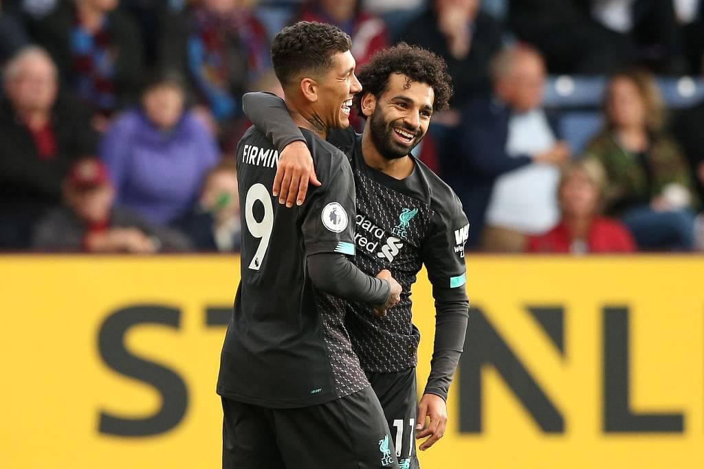 Roberto Firmino goal vs Burnley: Watch the Liverpool forward become the first Brazilian to score 50 Premier league goals