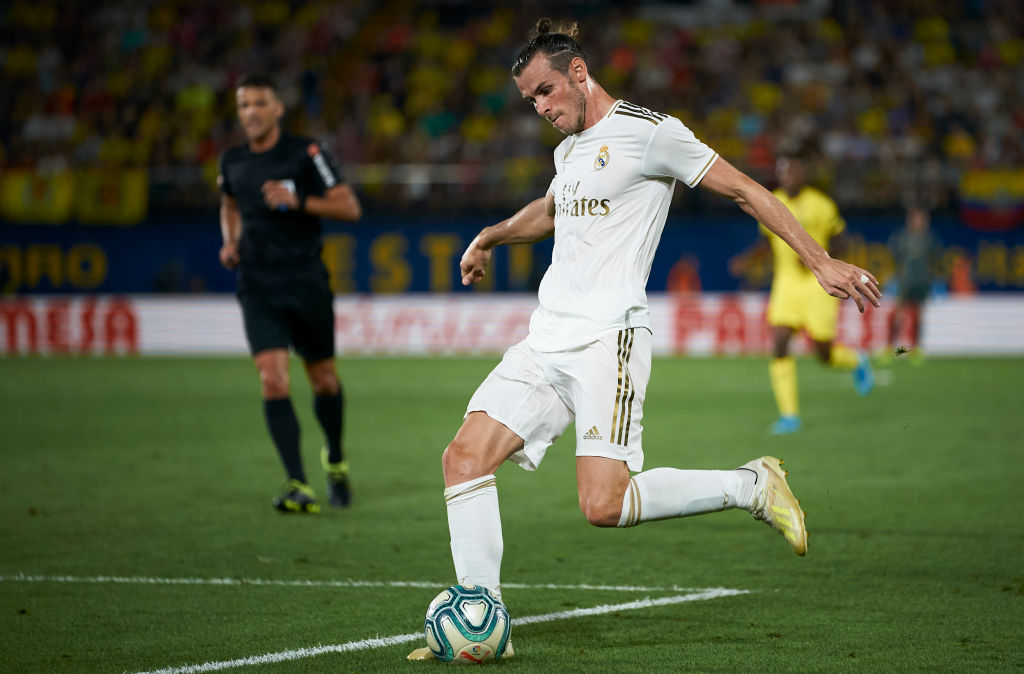 Gareth Bale rescues Real Madrid with a brace and gets sent off in the last minute