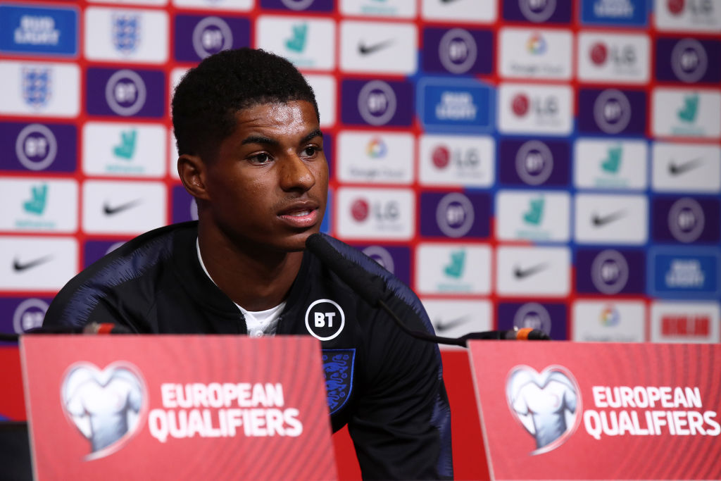 Marcus Rashford claims internet made Racism too easy and gives solution