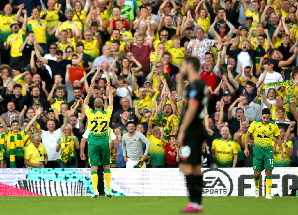 The contrasting team cost of Norwich City and Manchester City signifies the power of underdogs