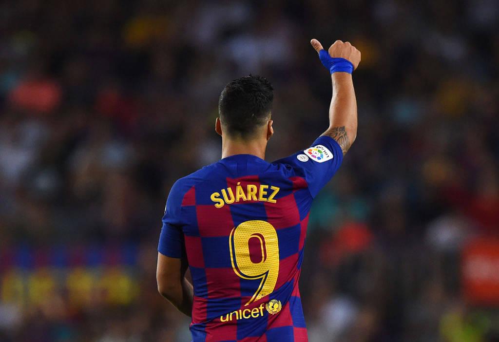 Luis Suarez goals Vs Valencia: Watch Barcelona superstar scoring brace upon his return against Valencia