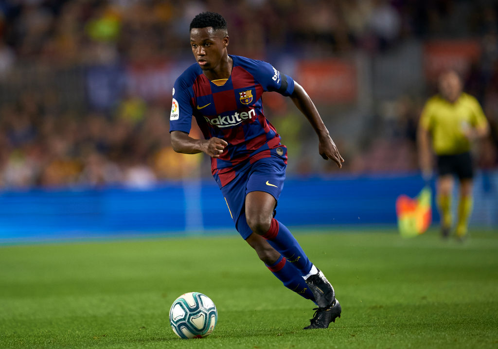 Ansu Fati Highlights: Barcelona's 16-year-old sensation makes mesmerizing performance against Valencia
