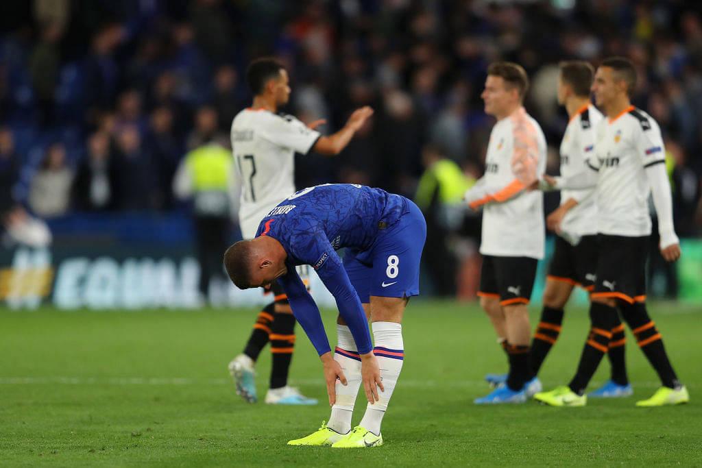 Chelsea 0-1 Valencia: 3 talking points as Ross Barkley penalty miss results in Blues defeat